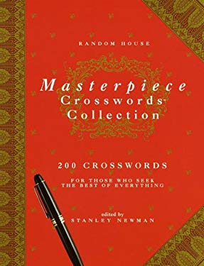 Random House Masterpiece Crosswords Collection 9780812933826