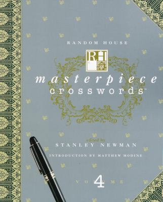 Random House Masterpiece Crosswords, Volume 4