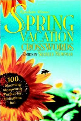 Random House Spring Vacation Crosswords 9780812934816
