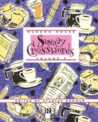 Random House Sunday Crosswords, Volume 2 9780812927665