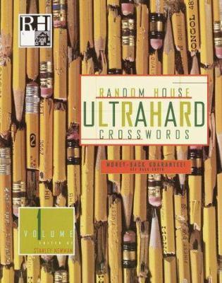 Random House Ultrahard Crosswords, Volume 1 9780812963724