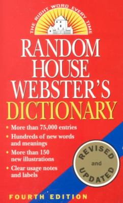 Random House Webster's Dictionary 9780812421811