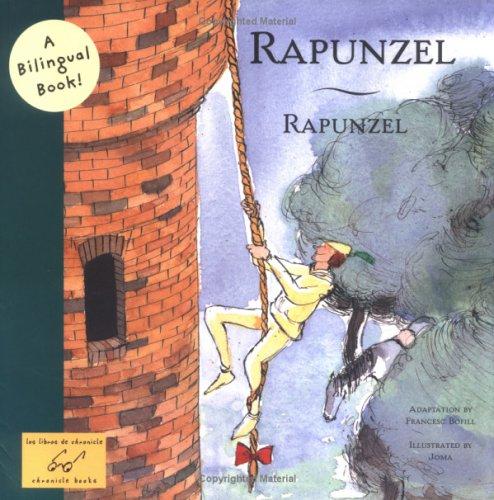 Rapunzel/Rapunzel 9780811850605