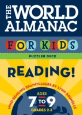 Reading! Ages 7 to 9