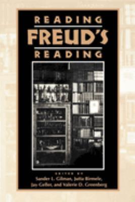 Reading Freud's Reading 9780814730515