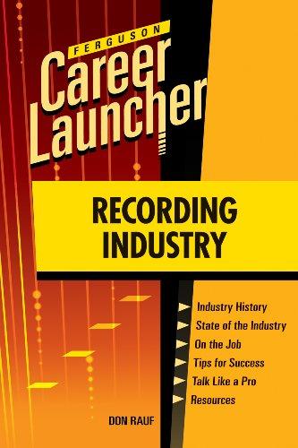Recording Industry 9780816079773