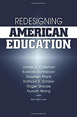 Redesigning American Education 9780813391021