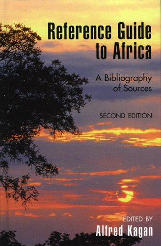 Reference Guide to Africa: A Bibliography of Sources 9780810852082
