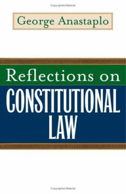 Reflections on Constitutional Law 9780813191560