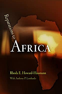 Reparations to Africa 9780812241013