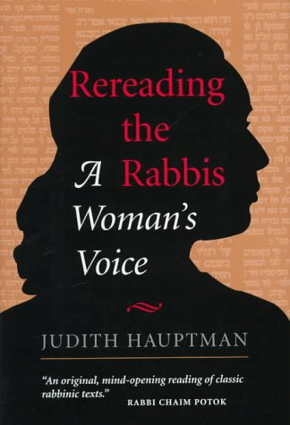 Rereading the Rabbis: A Woman's Voice 9780813334004