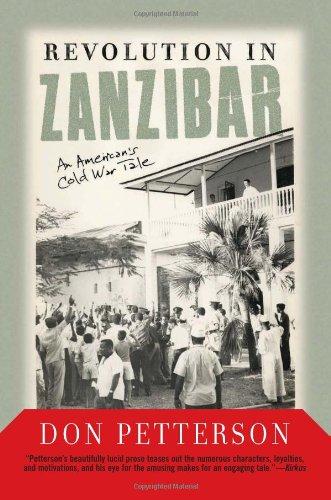 Revolution in Zanzibar: An American's Cold War Tale 9780813342689