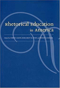 Rhetorical Education in America 9780817314248