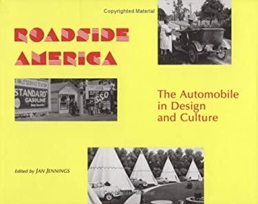 Roadside Amer: Auto Design& Cultr-90 9780813801315