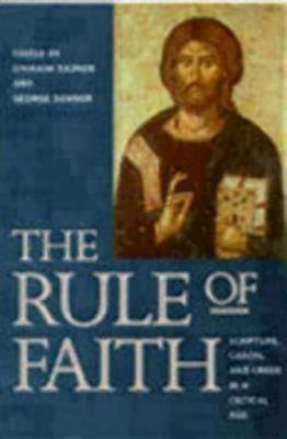 Rule of Faith 9780819217417