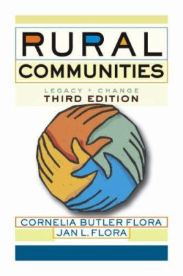 Rural Communities: Legacy and Change 9780813343778