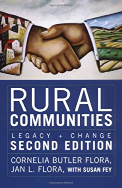 Rural Communities: Legacy and Change 9780813397696