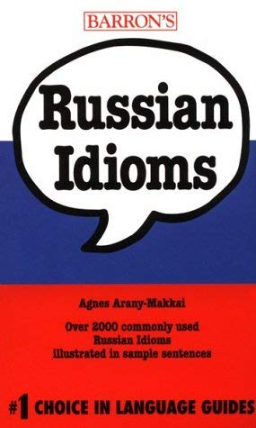 Russian Idioms 9780812094367