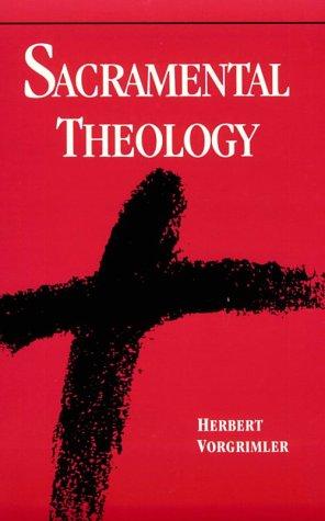 Sacramental Theology 9780814619940