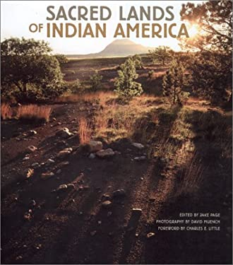 Sacred Lands of Indian America 9780810906037