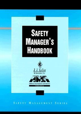 Safety Manager's Handbook 9780814412572