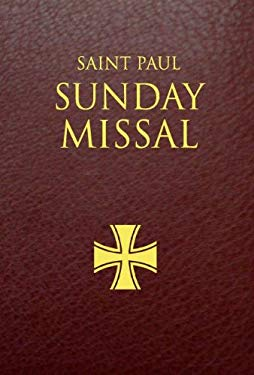 Saint Paul Sunday Missal: Burgundy Leatherflex 9780819872227