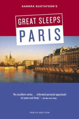 Sandra Gustafson's Great Sleeps in Paris 9780811840378