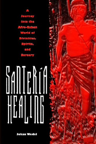 Santeria Healing: A Journey Into the Afro-Cuban World of Divinities, Spirits, and Sorcer 9780813030517