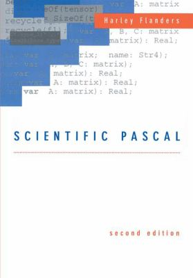 Scientific Programming in Pascal 9780817637606
