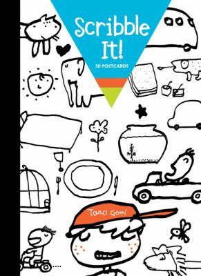 Scribble It!: 30 Postcards 9780811871228