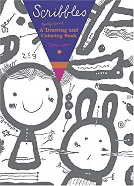 Scribbles: A Really Giant Drawing and Coloring Book 9780811855099