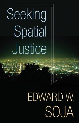 Seeking Spatial Justice 9780816666683
