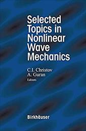 Selected Topics in Nonlinear Wave Mechanics 3487840