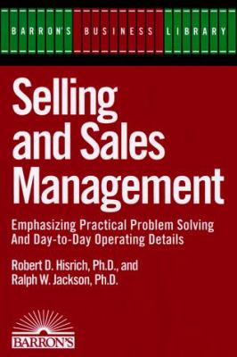 Selling and Sales Management 9780812046939