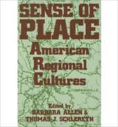 Sense of Place: American Regional Cultures