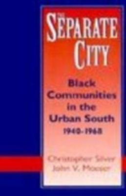 Separate City 9780813119113
