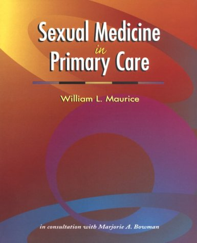 Sexual Medicine in Primary Care 9780815127970