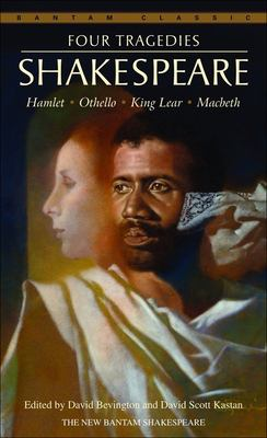 Shakespeare: Four Tragedies: Hamlet/Othello/King Lear/Macbeth 9780812457308
