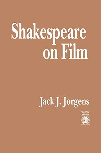 Shakespeare on Film 9780819181572