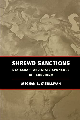Shrewd Sanctions: Statecraft and State Sponsors of Terrorism 9780815706014