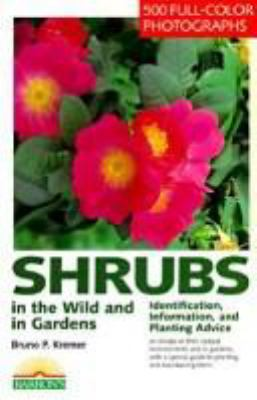 Shrubs in the Wild and in Gardens 9780812092035