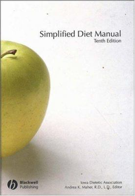 Simplified Diet Manual 9780813818788