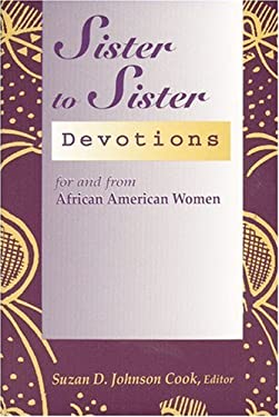 Sister to Sister: Devotions for and from African American Women 9780817012212