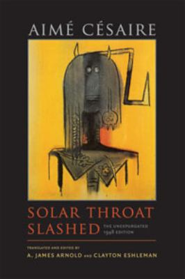 Solar Throat Slashed: The Unexpurgated 1948 Edition 9780819570703