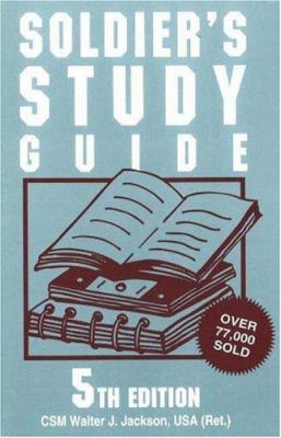 Soldier's Study Guide: 5th Edition 9780811700856