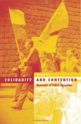 Solidarity and Contention 9780816638741
