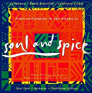 Soul & Spice 9780811804196