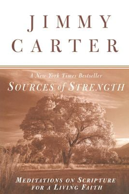 Sources of Strength: Meditations on Scripture for a Living Faith 9780812932362