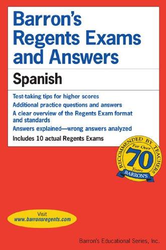 Spanish 9780812031935
