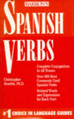Spanish Verbs 9780812042832
